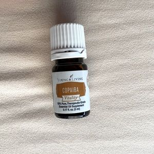 Young Living Copaiba Vitality Essential Oil - 5ml